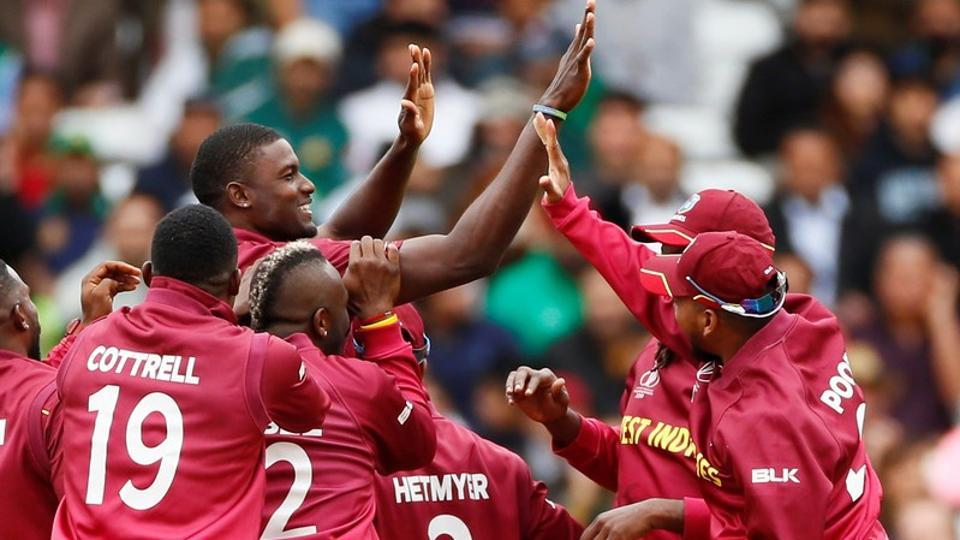 West Indies vs South Africa World Cup Match Washed Out