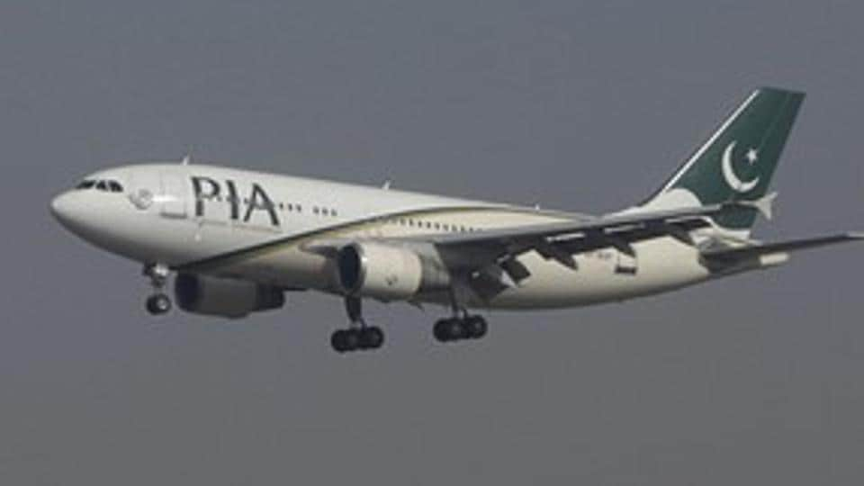 Pak airlines,PIA flight,Pakistan International Airlines
