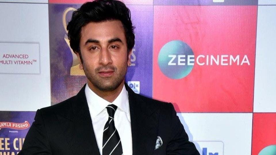 Ranbir Kapoor, seen here, on the red carpet of the Zee Cine Awards 2019 in Mumbai on March 19, 2019.
