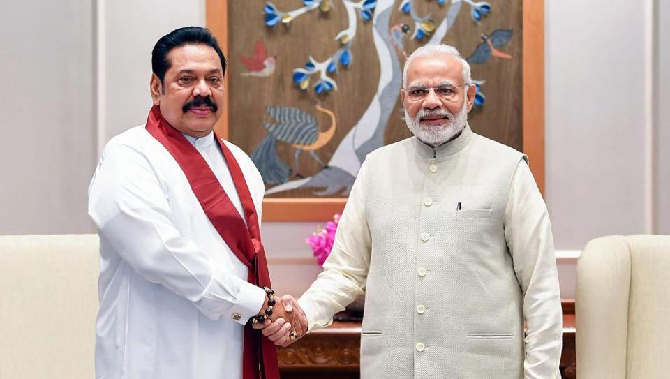 mahina rajapaksa,sri lanka,former sri lanka president