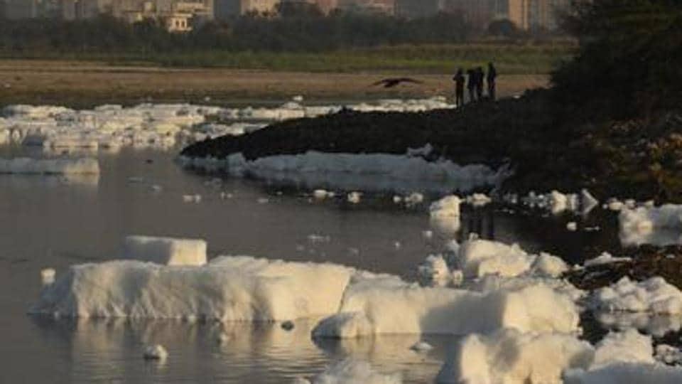 Jojari,Industrial effluents,Jojari river