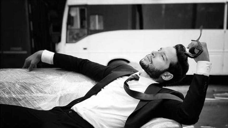 Siddhant Chaturvedi most recently dubbed for MIB: International.