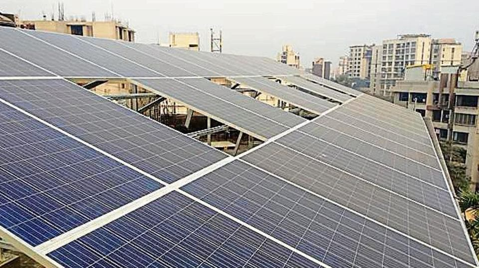 School takes solar route, to save Rs  2 5L a year | mumbai news