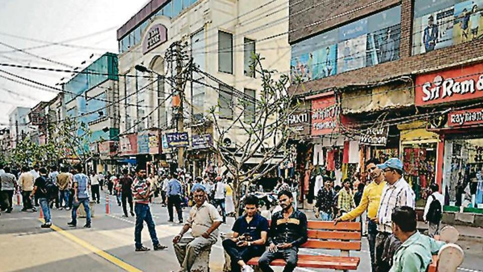 karol bagh,karol bagh no traffic,parking spots karol bagh
