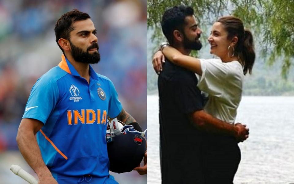 Anushka Sharma applauds Virat Kohli for his gesture for Australian cricketer Steve Smith.