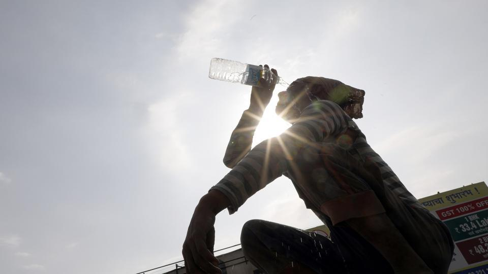 The IMD declares a heatwave when the maximum temperature in an area hovers above 40 degrees Celsius and it is at least 4.5 degrees above the normal.