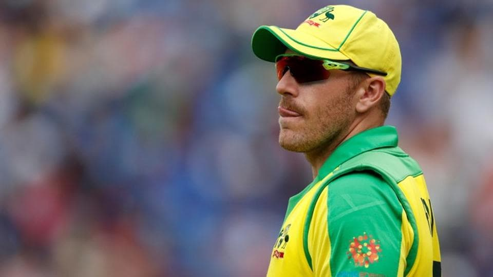 File image of Aaron Finch.