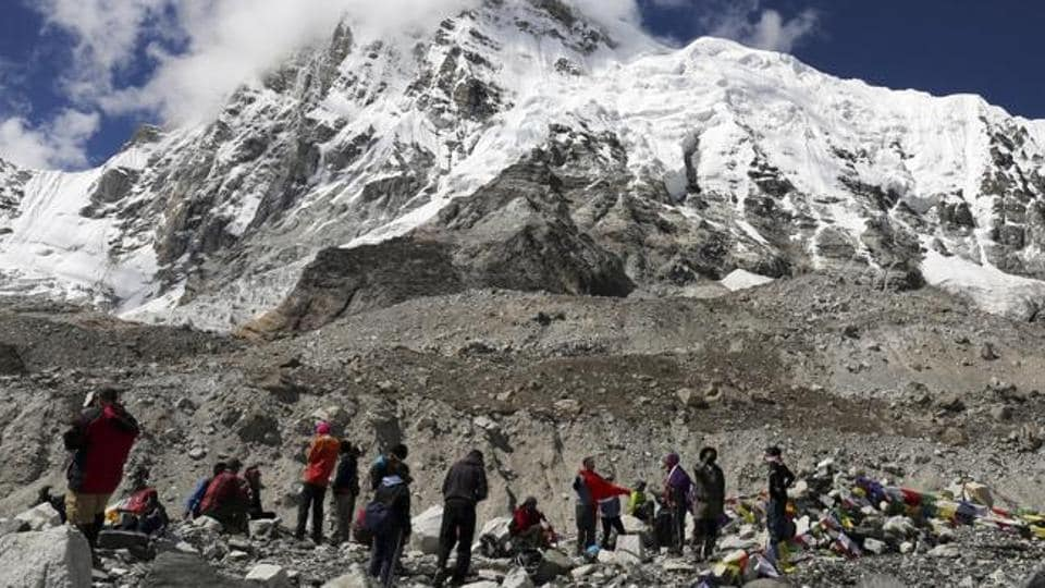 Contact with the team was lost on May 26 following an avalanche.