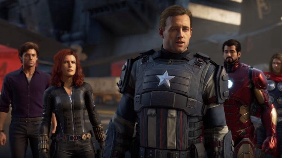 Marvel Avengers game,Avengers: A-Day,Avengers: A-Day game trailer