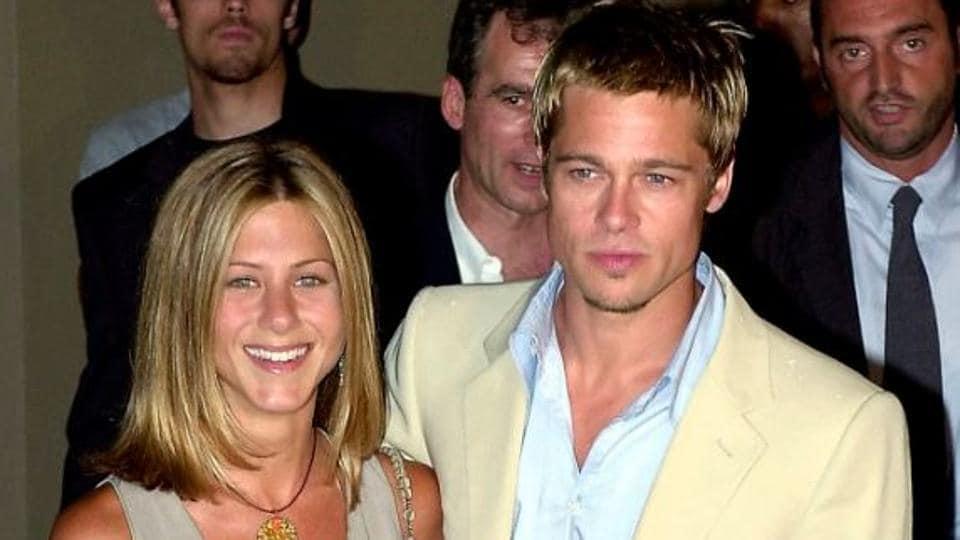 Brad Pitt,Jennifer Aniston,Brad Pitt Jennifer Aniston