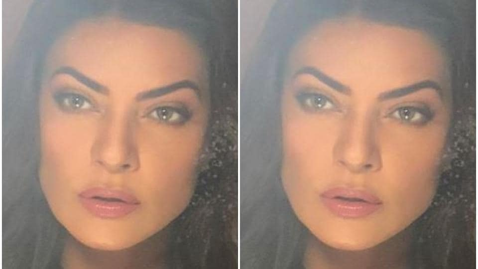 Sushmita Sen prepares herself for round two of her career, shares series of stunning pics