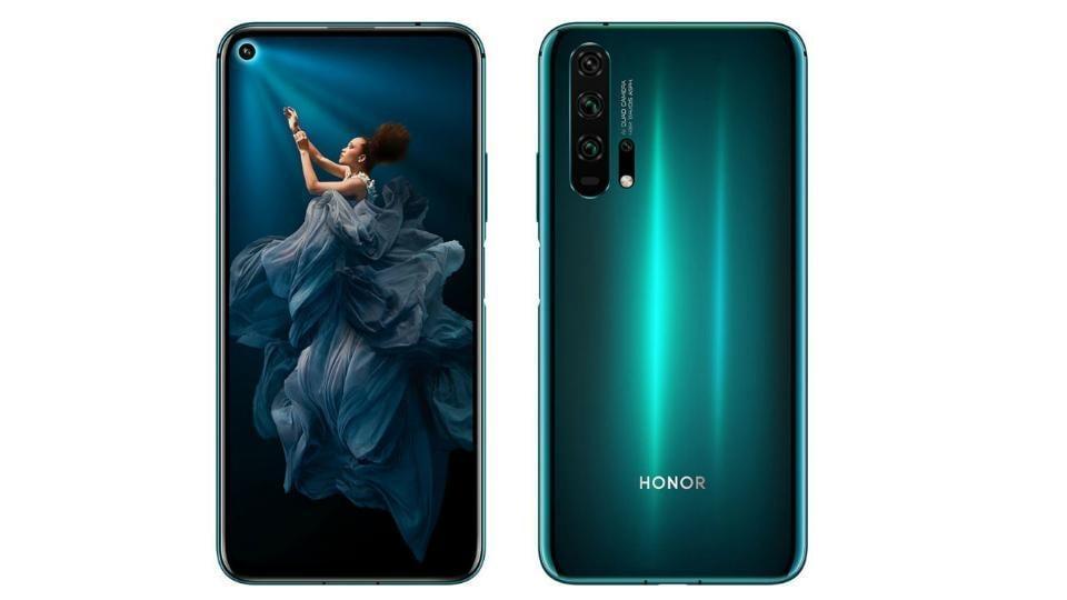 Honor 20,Honor 20 series,Honor 20 Pro