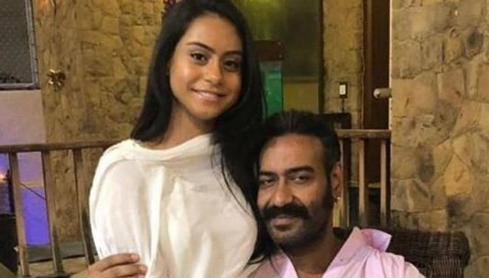 Ajay Devgn on daughter Nysa getting trolled: 'Those who do it have a petty mindset'