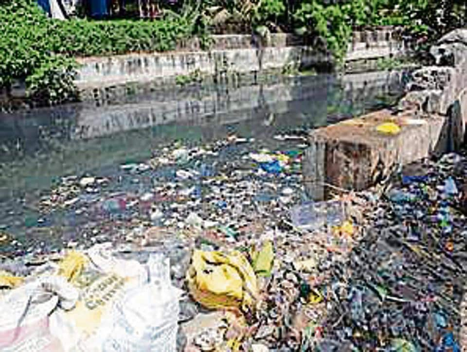 The decision to penalise is a bid to ensure public places and stormwater drains don't get clogged in the monsoon.