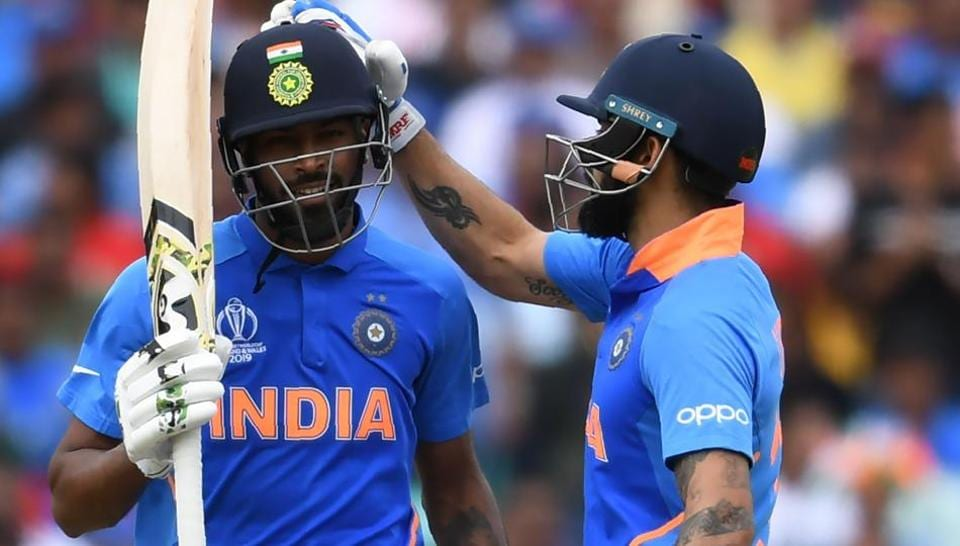 ICC World Cup 2019: Virat Kohli reveals tactics discussed with Hardik Pandya against Australia