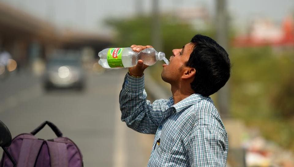 respite from heat,India Meteorological Department,46 degree Celsius