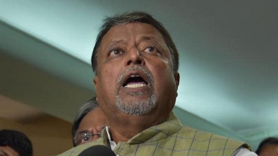 Mukul Roy,Amit Shah,Bengal violence