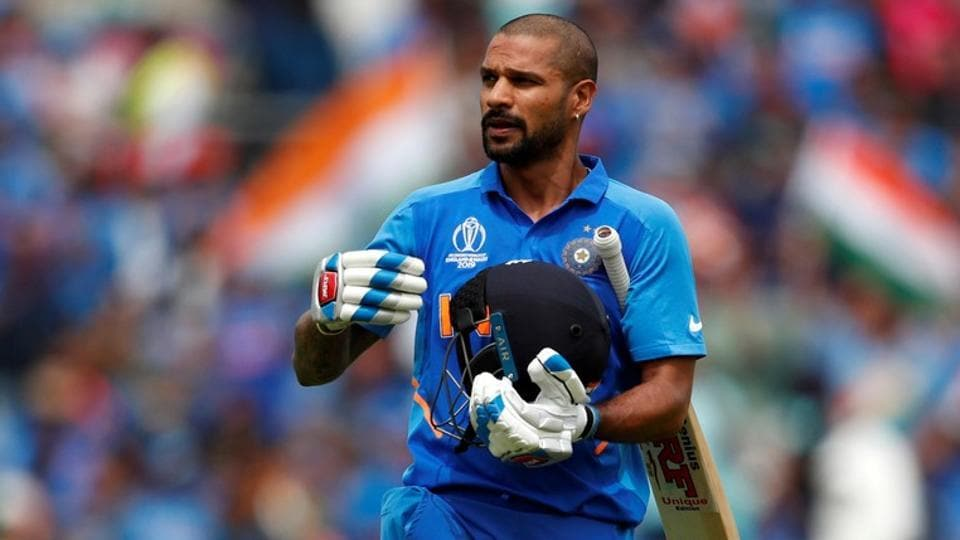 ICC World Cup 2019,Shikhar Dhawan,Team India