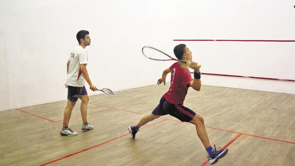 National squash championship,India junior No. 2,Pune