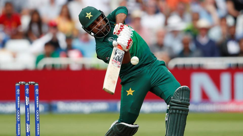 ICC World Cup 2019,Pakistan,Predicted XI
