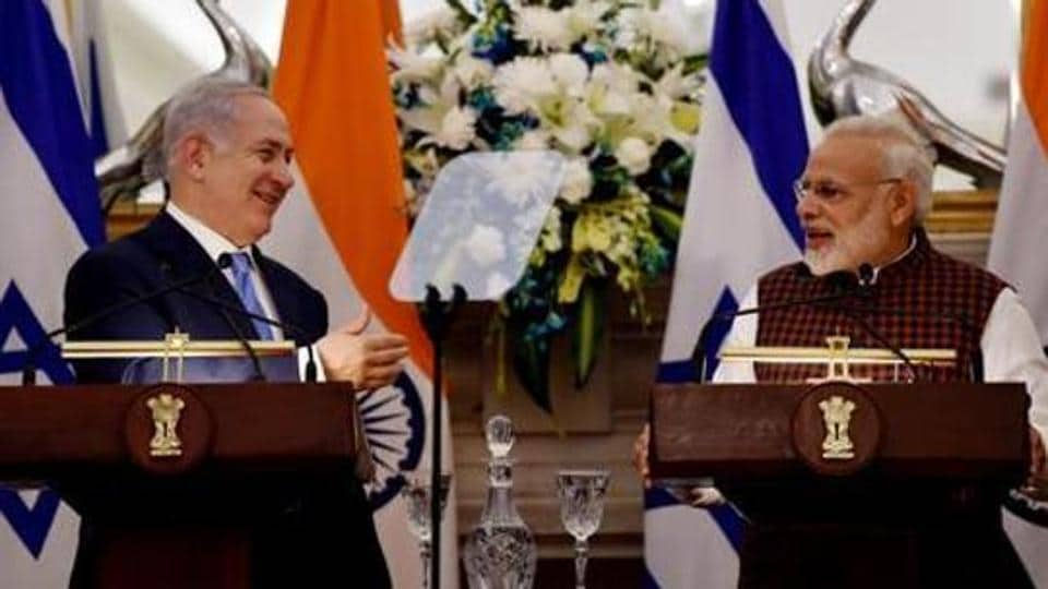 India,Israel,resolution