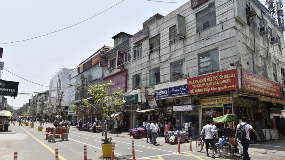 SDMC,karol bagh walkable,lajpat nagar news