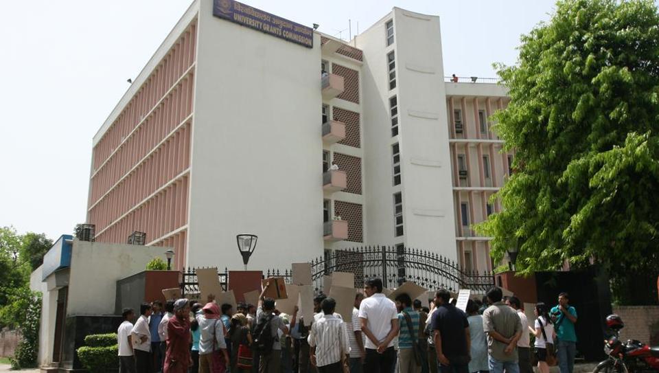 UGC vacancies,UGC recruitment