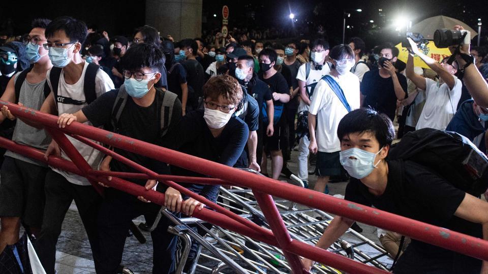 Hong Kong,protest,extradition bill