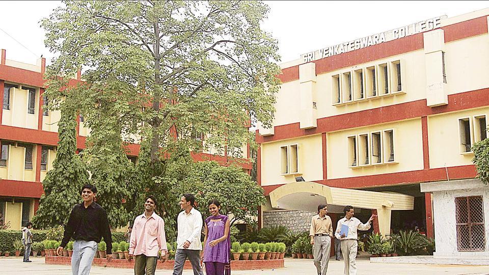 Sri Venkateswara College,online courses,MOOC