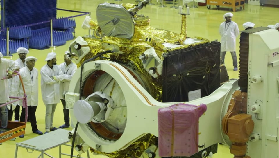 Chandrayan 2 will be launched on July 15, says ISRO