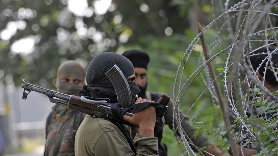 Jammu,Kashmir,arms