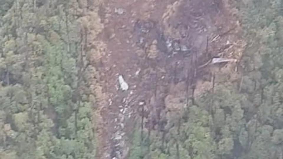 IAF,Arunachal Pradesh,AN-32 crash site