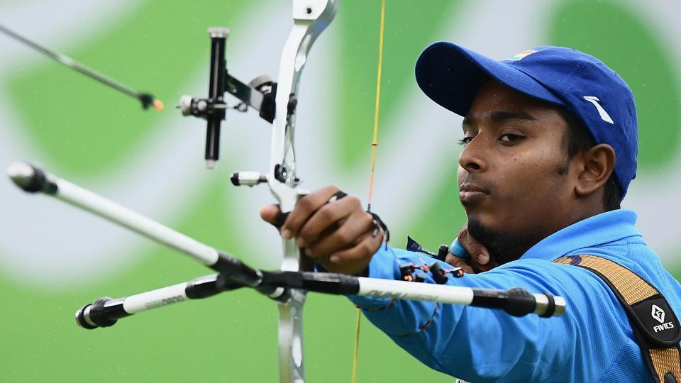 Atanu Das,Tarundeep Rai,World Archery Championships