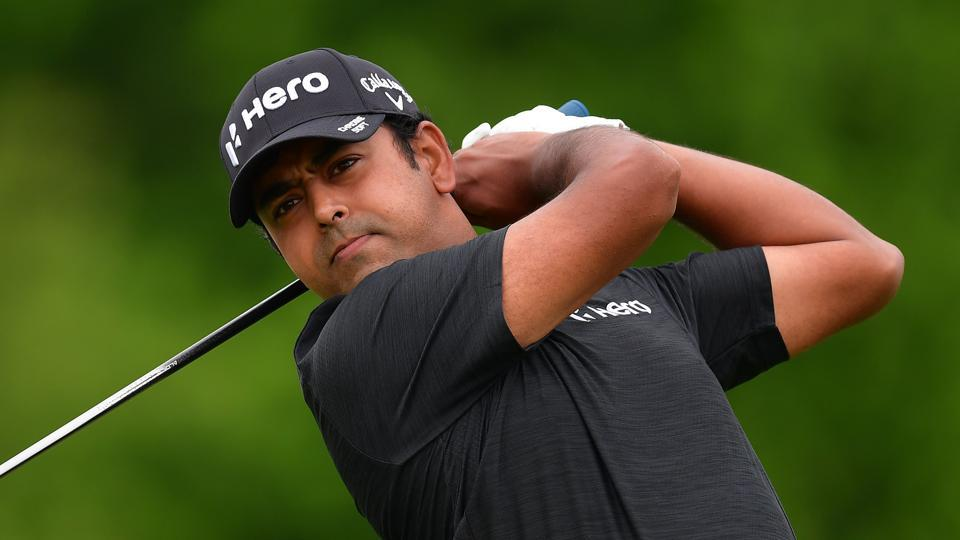 Anirban Lahiri eager to tackle testing US Open course