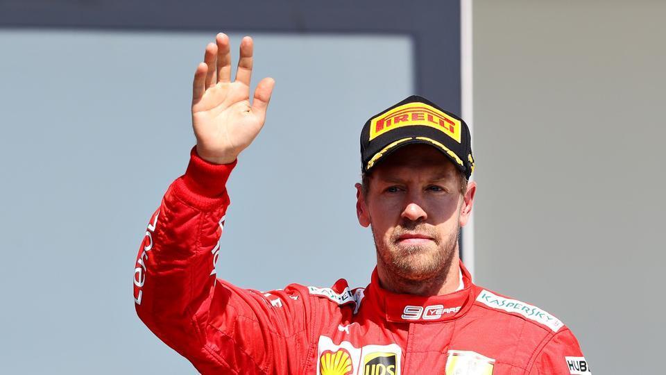Sebastian Vettel,Canadian Grand Prix,Lewis Hamilton