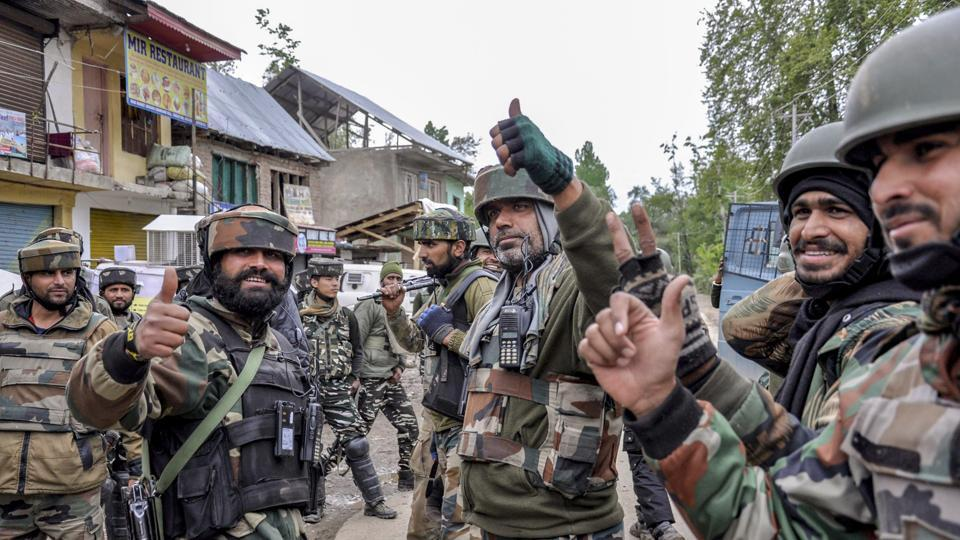 Jammu and Kashmir, India's only Muslim-majority state, has delivered a split verdict in the 2019 Lok Sabha elections. (Representative Image)