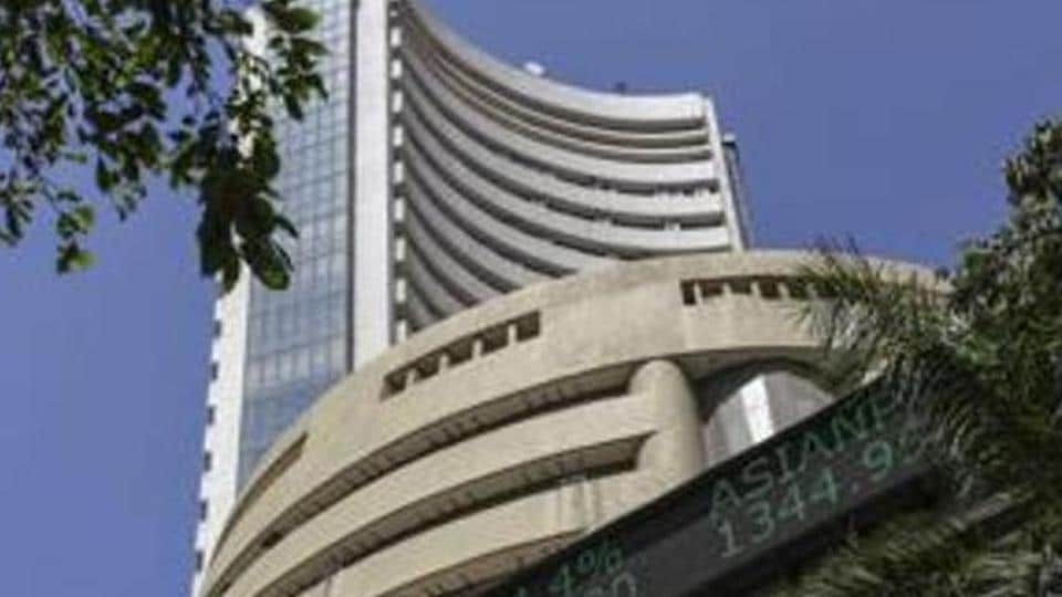 The market mood turned negative tracking weak cues from overseas markets and bourses in Europe were also trading in the red in their early deals.