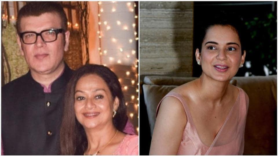 Zarina Wahab has come to her husband Aditya Pancholi's defence against Kangana Ranaut.