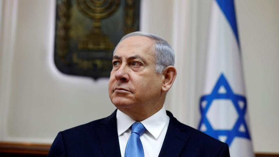 Palestinian group,PM Netanyahu,India