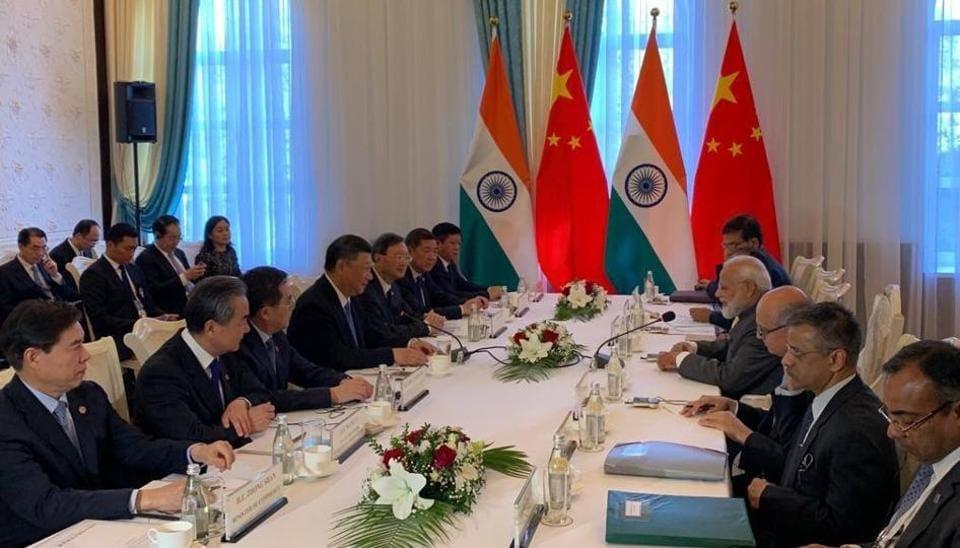 PM Modi,Chinese president Xi Jinping,SCO summit