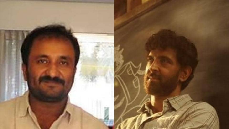 Anand Kumar supports Hrithik Roshan in Super 30, says his mother was in tears after the trailer, daughter called him papa