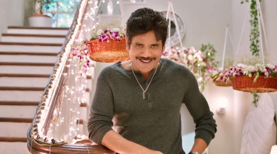 Manmadhudu 2 teaser: Nagarjuna 'doesn't fall in love, he makes love' as a charming playboy