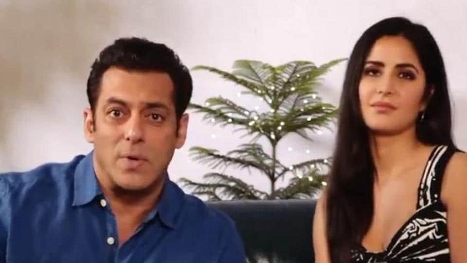 Salman Khan,Bharat,Katrina Kaif