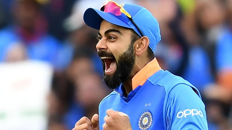 Icc World Cup 2019 Virat Kohli 57 Runs Away From Massive