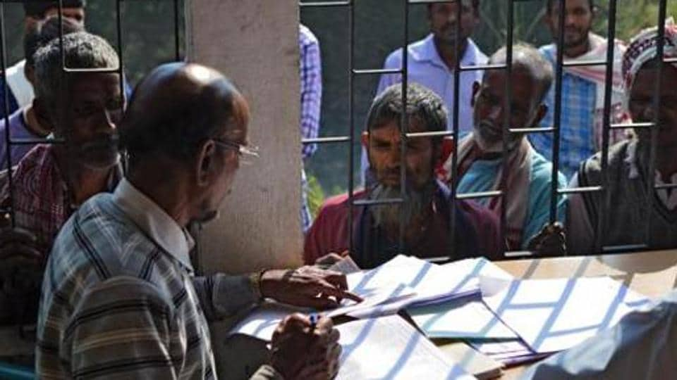 The state government has asked the office of the state coordinator of the NRC for details of those who have not filed claims but the information has not been shared yet.