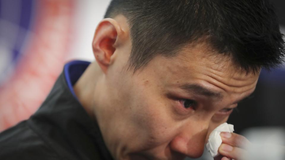 Badminton star Lee Chong Wei,Lee Chong Wei,Lee Chong Wei cancer