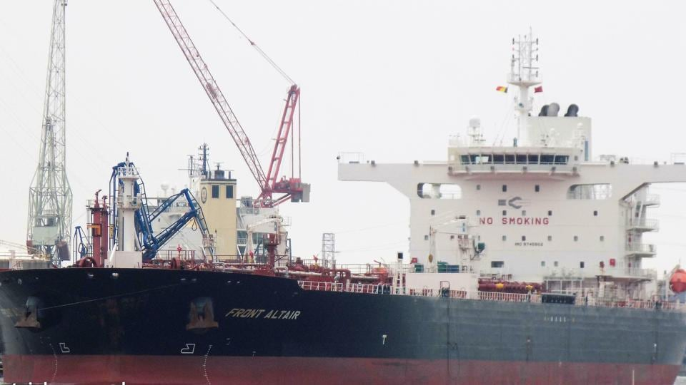 Norwegian tanker attacked in Gulf of Oman, three blasts: Report