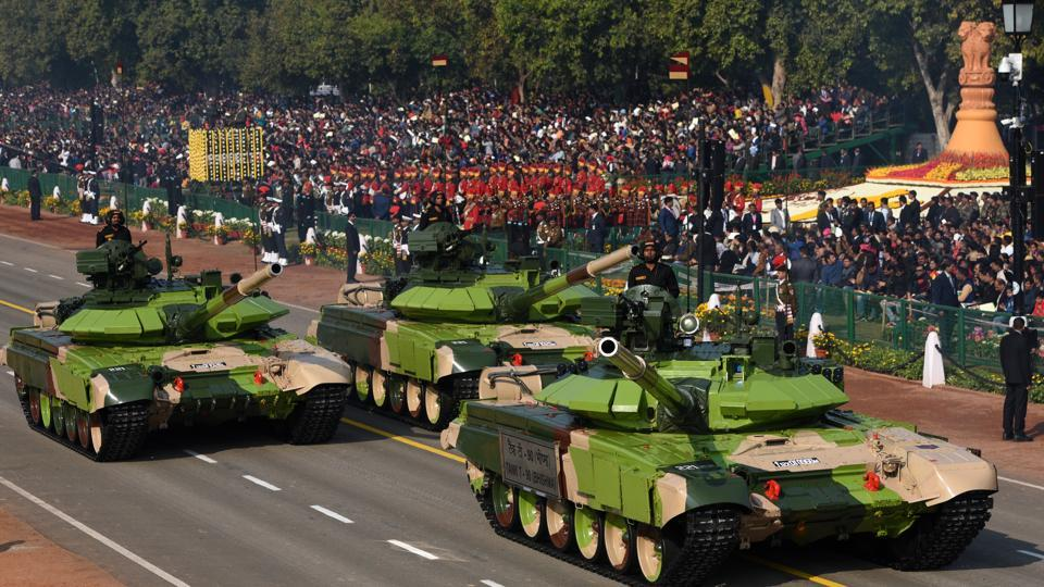 No one can discount military power