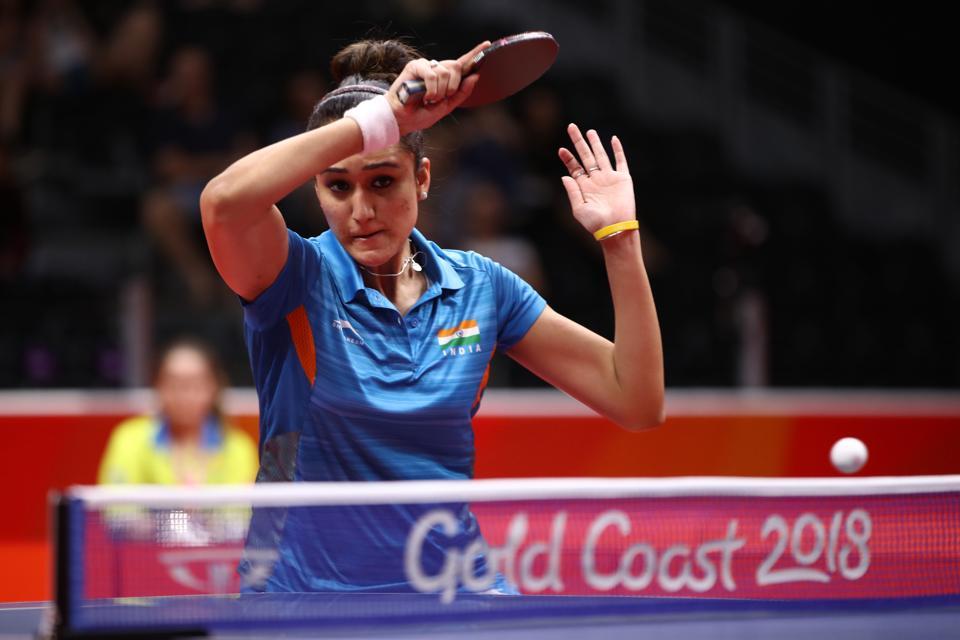 sharth kamal,manika batra,ultimate table tennis