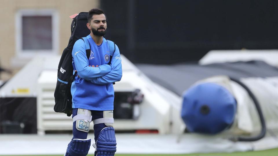 Nottingham weather today,India vs New Zealand World Cup 2019,New Zealand vs India